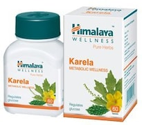 Himalaya Karela Tablets (60 PCS, Pack of 4)
