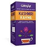 Girnar Kashmiri Kahwa Green Tea (50GM, 5 Pieces)