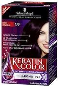 Schwarzkopf Keratin Hair Color (58GM)