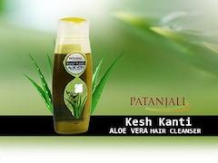 Patanjali Kesh Kanti Aloe Vera Cleanser (200ML)