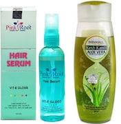 Patanjali Kesh Kanti Aloe Vera Hair Cleanser (200ML)