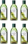 Patanjali Kesh Kanti Amla Hair Oil (100ML, Pack of 6)