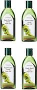 Patanjali Kesh Kanti Amla Hair Oil (100ML, Pack of 4)
