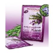 Patanjali Kesh Kanti Anti Dandruff Pouch (8ML, Pack of 4)