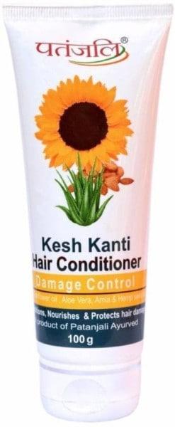 Patanjali Kesh Kanti Damage Control Hair Conditioner (100GM)
