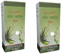 Patanjali Kesh Kanti Hair Oil (300ML, Pack of 2)