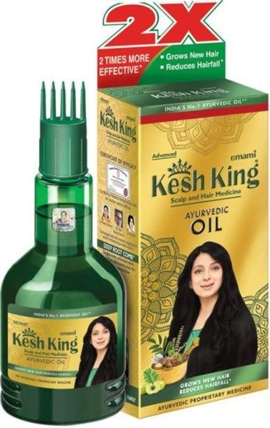 Emami Kesh King Scalp and Hair Medicine Ayurvedic Oil (100ML)