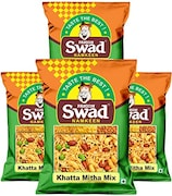 Swad Khatta Meetha Mix Namkeen (1.6Kg, 4 Pieces)