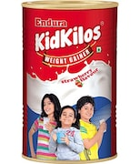 Endura Kidkilos Weight Gainer (Strawberry, 500GM)