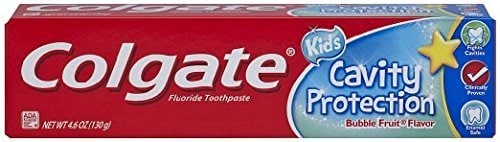 Colgate Kids Cavity Protection Toothpaste (130GM, Pack of 2)