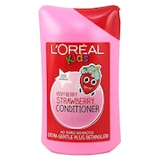 Loreal Kids Very Berry Strawberry Conditioner (Strawberry, 250ML)