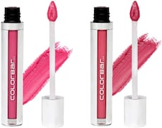 Colorbar Kiss Proof Lip Stain (Pink, Pack of 2)