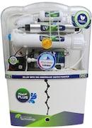 Aqua Grand Kiwi Green 12L RO+UV+UF+TDS Water Purifier (White)