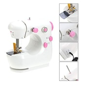 Kky KKYGMMM0833 Electric Sewing Machine (White)