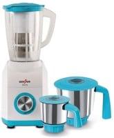 Kenstar KME75W3P 750W Mixer Grinder (White, 3 Jar)