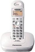 Panasonic KXTG3611SX Cordless Landline Phone (White)
