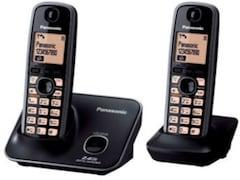 Panasonic KXTG3712 Cordless Landline Phone (Black)