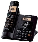 Panasonic KXTG3811SXB Cordless Landline Phone (Black)