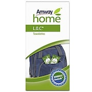 Amway L.O.C Towelettes