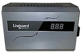 Livguard LA 415 XS Voltage Stabilizer (Black)