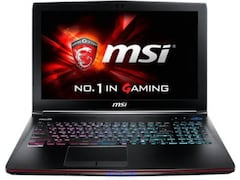 MSI GT72 2QD Dominator