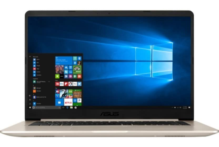 Best Laptops Under 70000 in India - Asus VivoBook S15 Core i7 8th Gen - (8 GB/1 TB HDD/Windows 10 Home/2 GB Graphics) S510UN-BQ052T Laptop(15.6 inch, Gold, 1.7 kg)