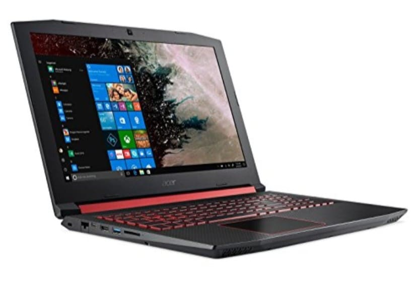 Best Laptops Under 70000 in India - Acer Nitro Core i5 8th Gen 15.6-inch Laptop (8GB/16Gb Optane/1TB/Windows 10/4GB Graphics/Black/2.7kg), AN515-52