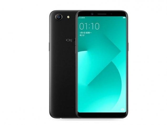 Oppo A83 smartphone with full screen display, face unlock launched in China