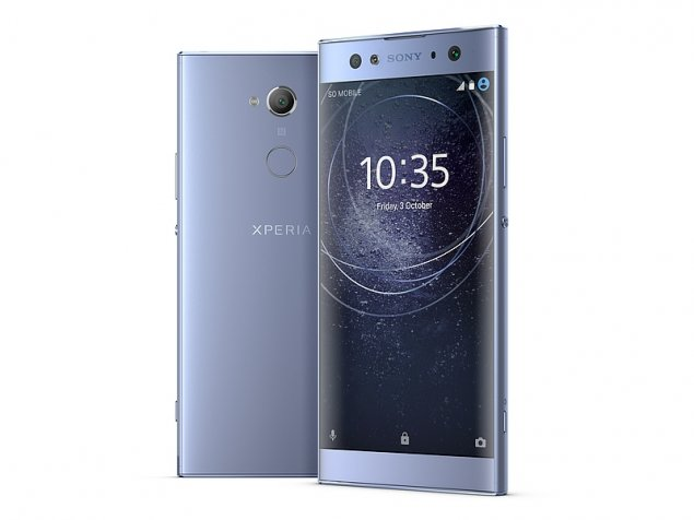 sony xperia xa2 ultra price specifications features comparison. Black Bedroom Furniture Sets. Home Design Ideas