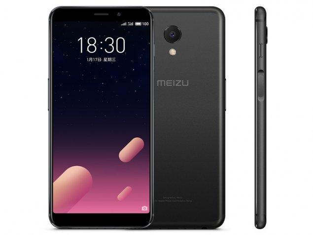 Безрамочный смартфон Meizu M6s теперь имеет сканер отпечатка пальца сбоку