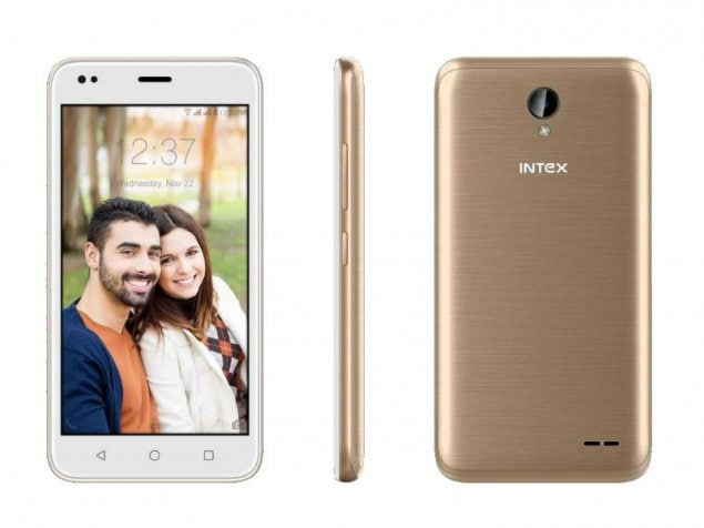 Intex Launches Aqua Lions T1 Lite at Rs. 4499