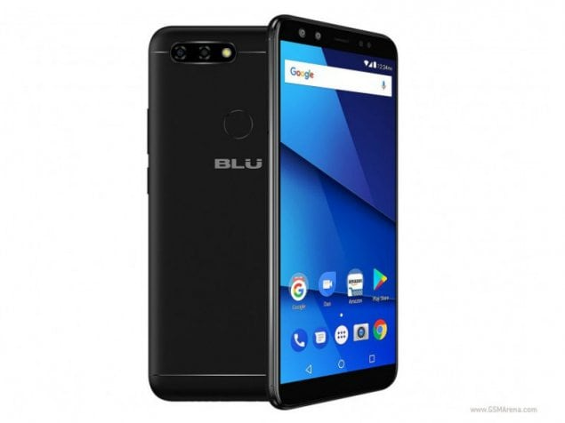Blu's New Phone Sports Four Cameras