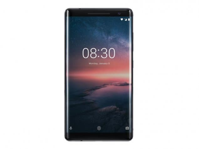 Nokia 8 Sirocco price in India