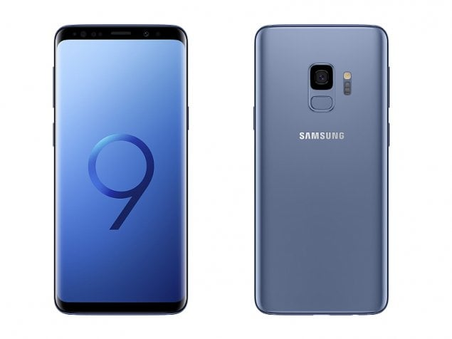 samsung s9 phone to pc