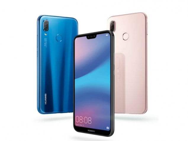 Huawei P8 Lite Größe