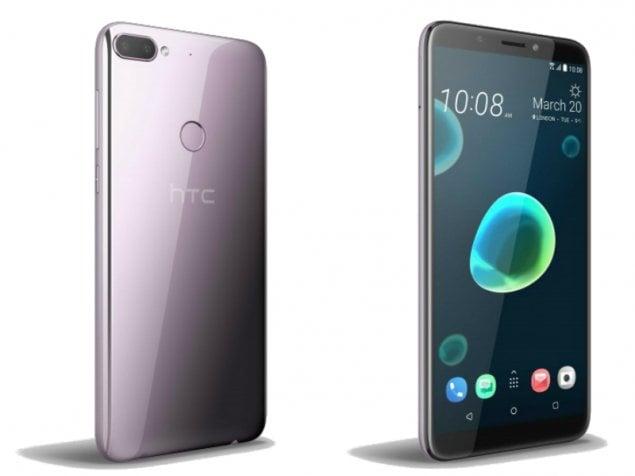 HTC Desire 12+ price in India
