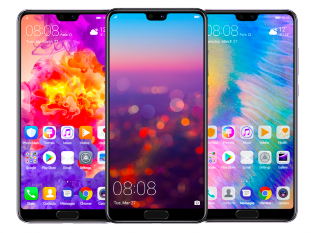 Huawei P20 Pro, P20 Lite with FullView Displays Launched in India