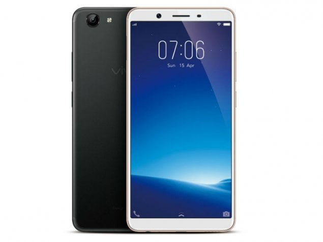 Vivo Y71 launches with 3GB RAM and FullView display