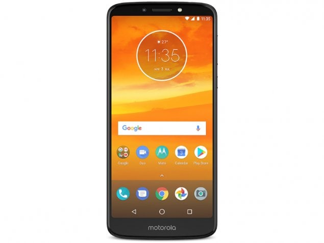 Moto E5 Plus price in India