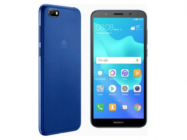 Huawei Y5 Prime (2018) Price in India, Specifications, Comparison ...