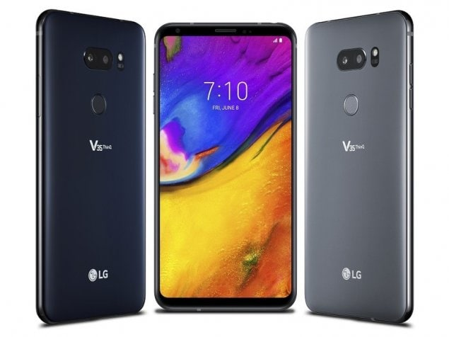 LG V35 ThinQ Price in India, Specifications, Comparison