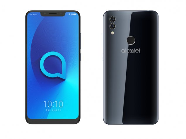 Alcatel 5V specifications and features
