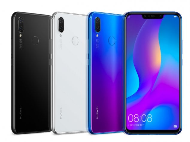 Image result for huawei nova 3i