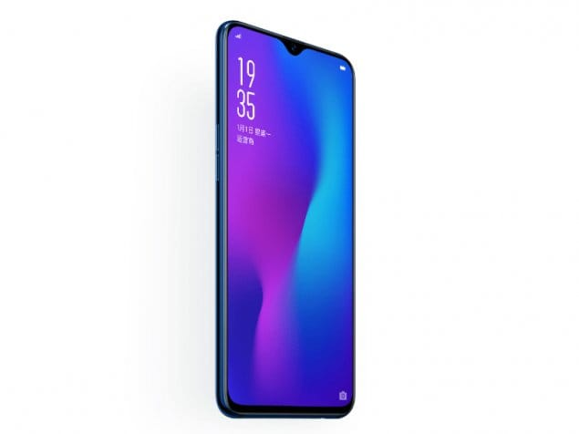 Best Triple Camera Phones in India - OPPO R17 (Neon Purple, 8GB RAM, 128 GB Storage) with No Cost EMI/Additional Exchange Offers