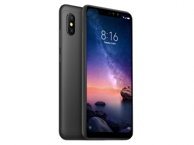 Image result for Xiaomi Redmi Note 6 Pro