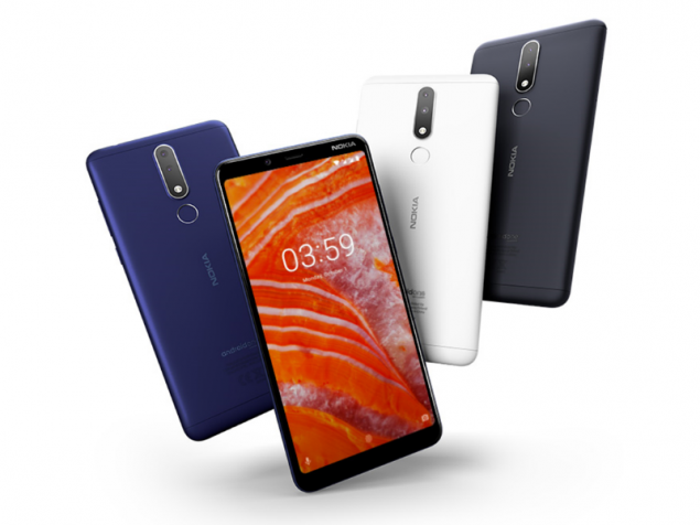 3ed28a604dd Nokia 3.1 Plus price in India