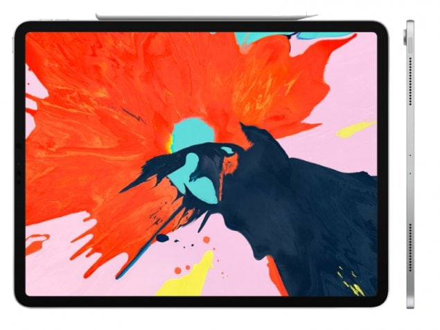 Apple iPad Pro (12.9-inch) 2018 Wi-Fi + Cellular