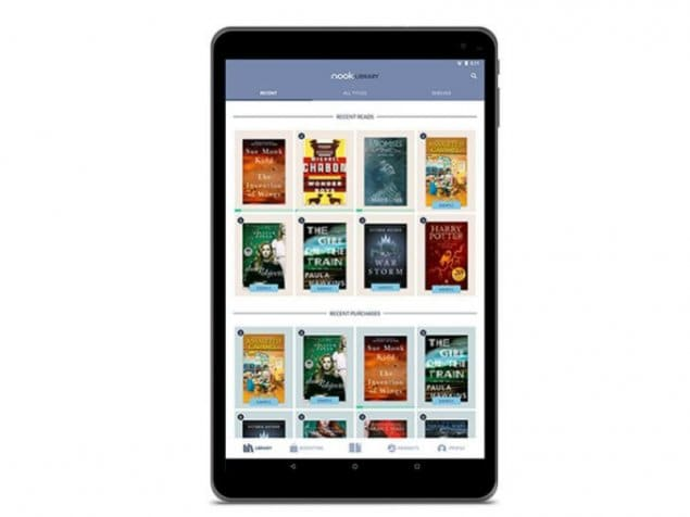 Barnes & Noble Nook Tablet 10.1