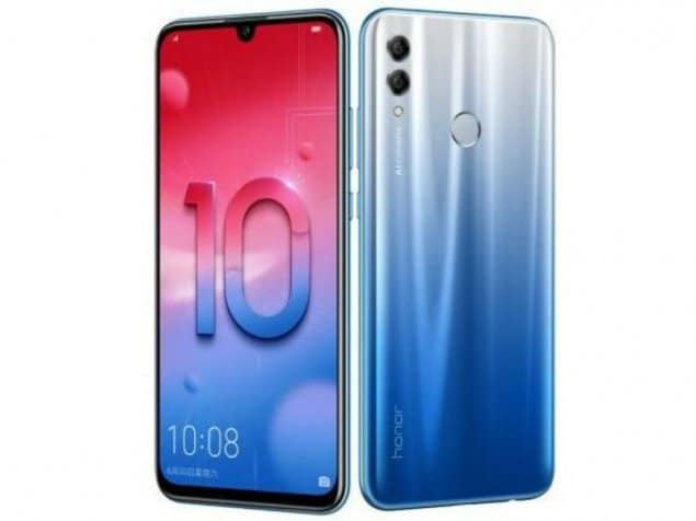 Honor 10 Lite Price Specifications Features Comparison