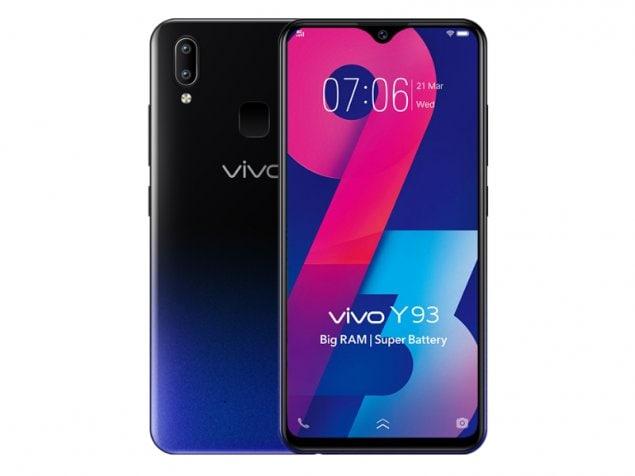 484a15a71 Vivo Y93 price